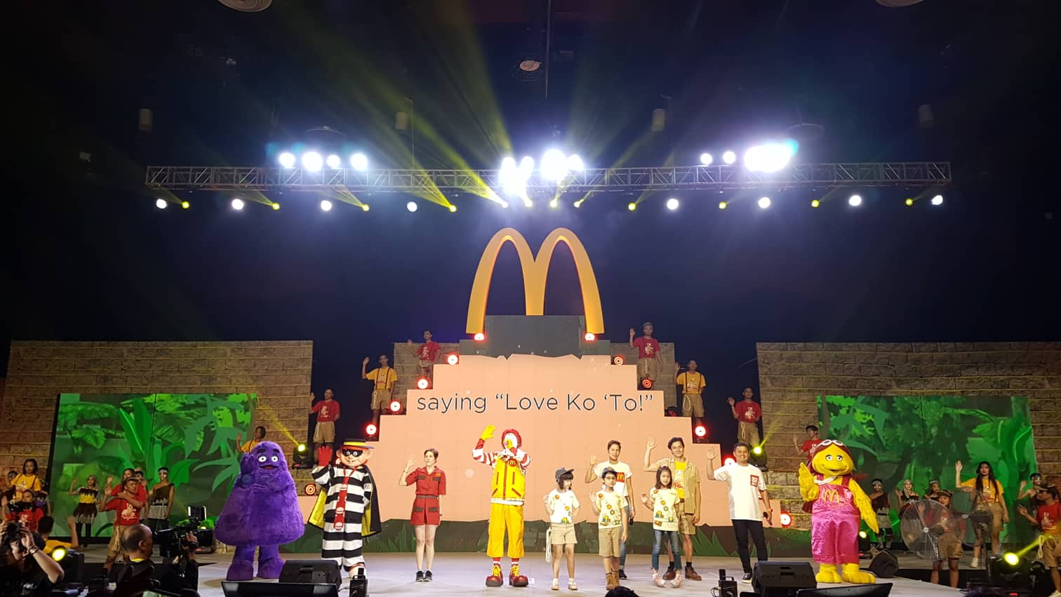 McDonald's Kiddie Crew Explorers Concludes in a Grand